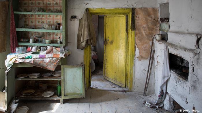 Cômodo abandonado em Kupuvate