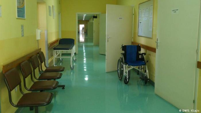Serbien Gesundheitssystem Krankenhaus