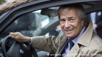 Französischer Milliardär Vincent Bollore