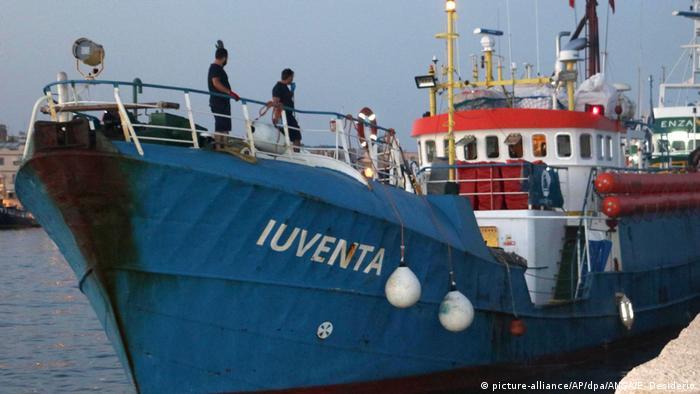 The Iuventa