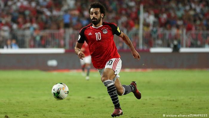 WM 2018 Fußball Ägypten Mohamed Salah (picture alliance/ZUMAPRESS)