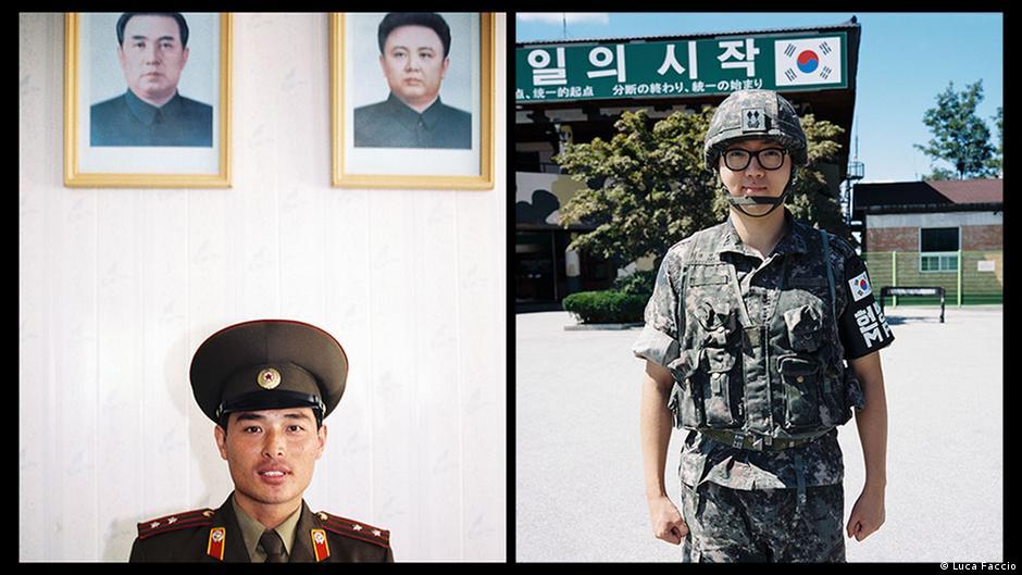 готовили кашу южная и северная корея фото сравнение горошек