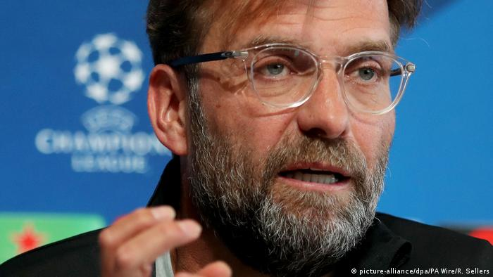 Premier League | Jürgen Klopp (picture-alliance/dpa/PA Wire/R. Sellers)