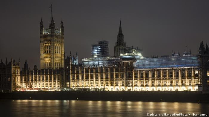 UK Parlament in London (picture-alliance/NurPhoto/N. Economou)