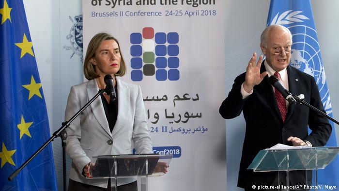 ABD ve Fransa savaş, BM ve AB ise barış istiyor