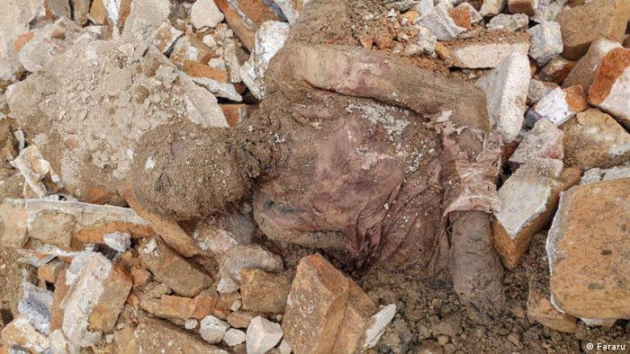 mummified body (Fararu)