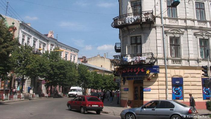 Івано-Франківськ, Західна Україна
