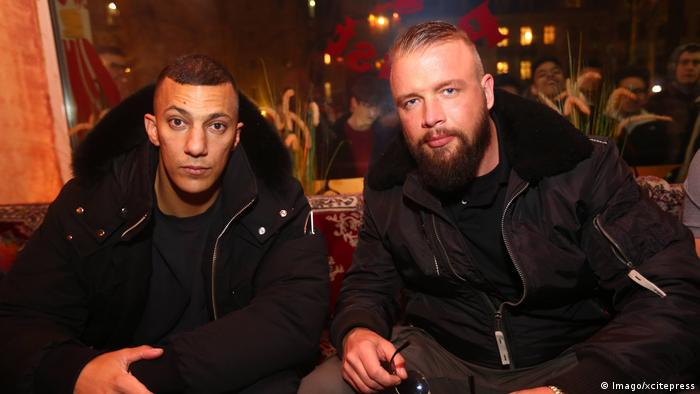 Kollegah and Farid Bang (Imago/xcitepress)