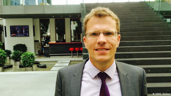 Daniel Thym, Mitglied des Sachverständigenrat deutscher Stiftungen für Integration und Migration