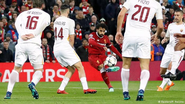 UEFA Champions League - Liverpool AS Roma
