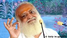 Asaram Bapu (Getty Images/AFP)