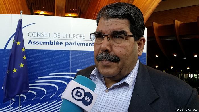 PYD'nin eski eş genel başkanı Salih Müslim