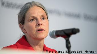 Documenta-Generaldirektorin Sabine Schormann