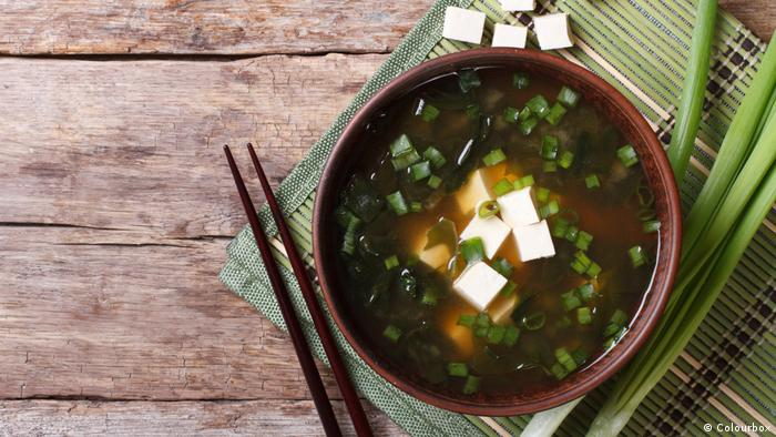 Miso Suppe (Colourbox)