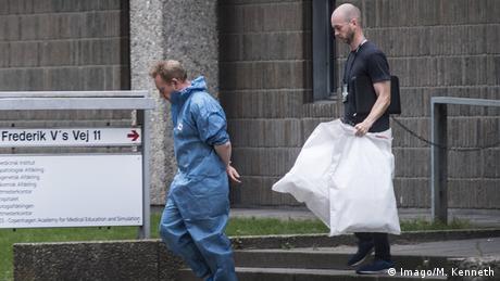Данського винахідника визнали винним у вбивстві журналістки