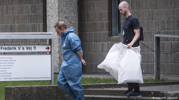 Петер Мадсен проведе у в'язниці близько 15 років - приблизно стільки триває довічне ув'язнення у Данії