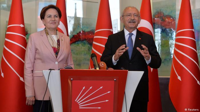 Millet İttifakı HDP sınavını geçebilecek mi? | Türkiye | DW | 09.09.2021