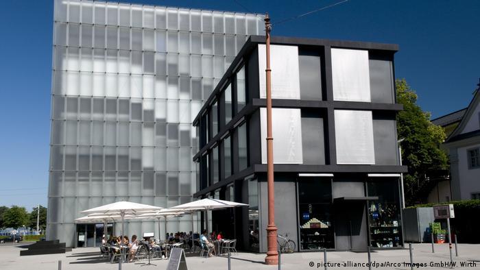 Architekt der stille peter zumthor ist 75 kunst dw - Beruhmte architektur ...