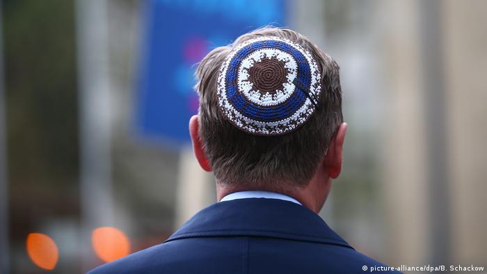 Deutschland Demonstration gegen Antisemitismus