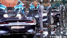 2018 Beijing International Automobile Exhibition | BMW 8er