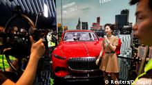 2018 Beijing International Automobile Exhibition | Mercedes-Maybach Ultimate Luxury