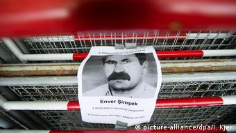 Enver Simsek Opfer des NSU-Terrorismus