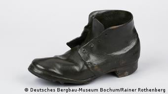 cola miner's shoe