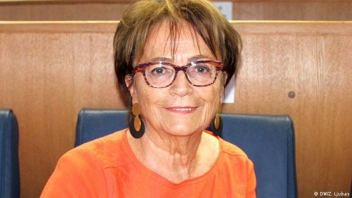 Doris Pack Vorsitzende EPP