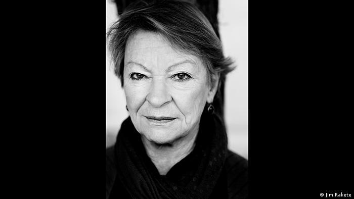Portrait of Friederike Hausmann by Jim Rakete (Jim Rakete)