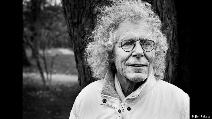 Rainer Langhans portrait by Jim Rakete (Jim Rakete)