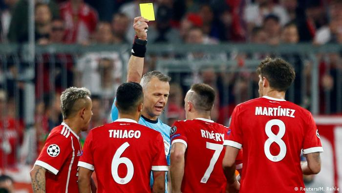 UEFA Champions League Halbfinale | FC Bayern München - Real Madrid - Franck Ribery (Reuters/M. Rehle)