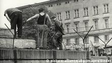 Deutschland - Berliner Mauer