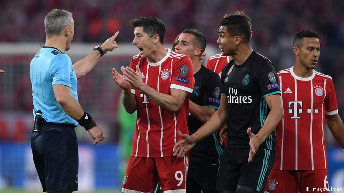 UEFA Champions League Halbfinale | FC Bayern München - Real Madrid - Franck Ribery (Imago/Ulmer)