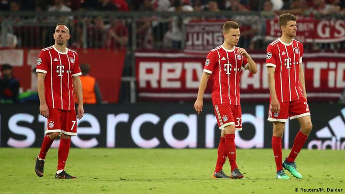 How Good Are Bayern Munich Real Madrid Loss Poses More Questions Than It Answers Sports German Football And Major International Sports News Dw 25 04 2018