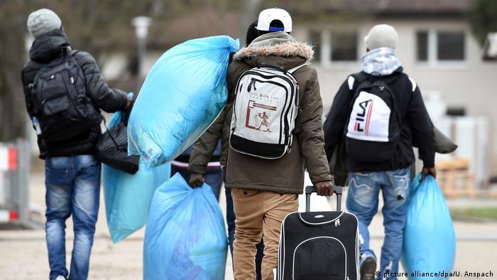 Deutschland - Asylantenheim - Migration