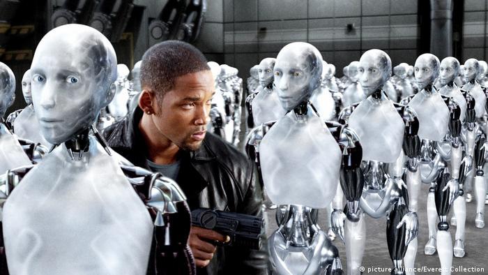 BG Künstliche Intelligenz - I Robot