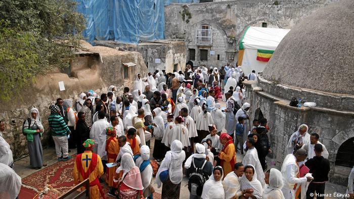 Äthiopien Deir Es-Sultan