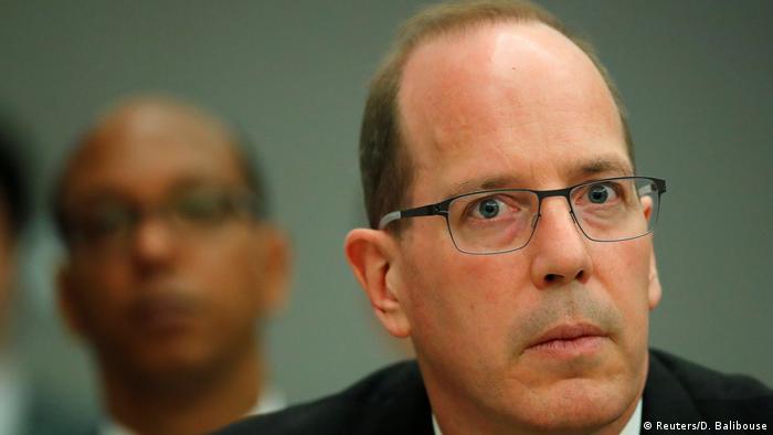 کریستوفر فورد، مشاور امنیت ملی وزارت خارجه آمریکا
