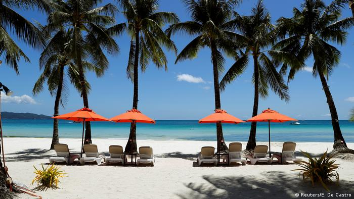 Philippines to re-open 'cesspool' Boracay on Friday