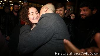 Türkei Freilassung von Ahmet Sik, Journalist der Cumhuriyet