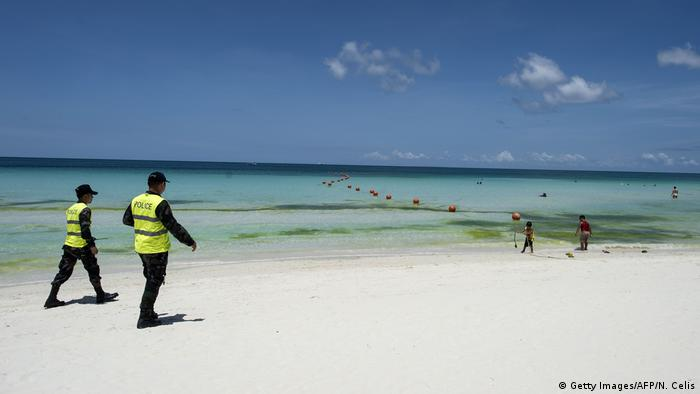 Insula Boracay, Filipine (Getty Images/AFP/N. Celis)