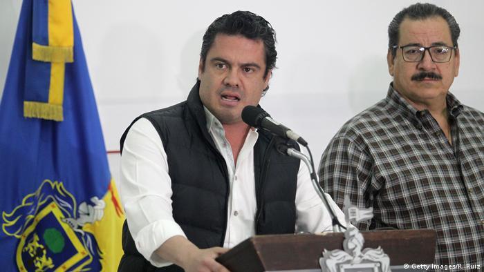Jorge Aristoteles Sandoval