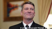 U.S. Navy Rear Adm. Ronny Jackson, M.D in Washington.