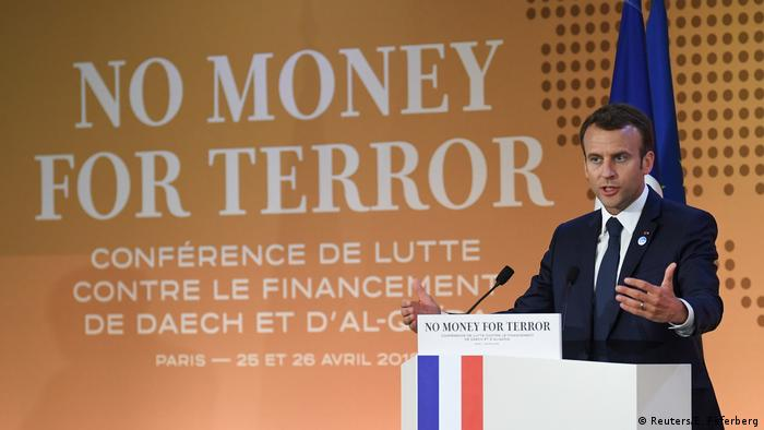Frankreich Konferenz No Money for Terror (Foto: Reuters/E. Feferberg)