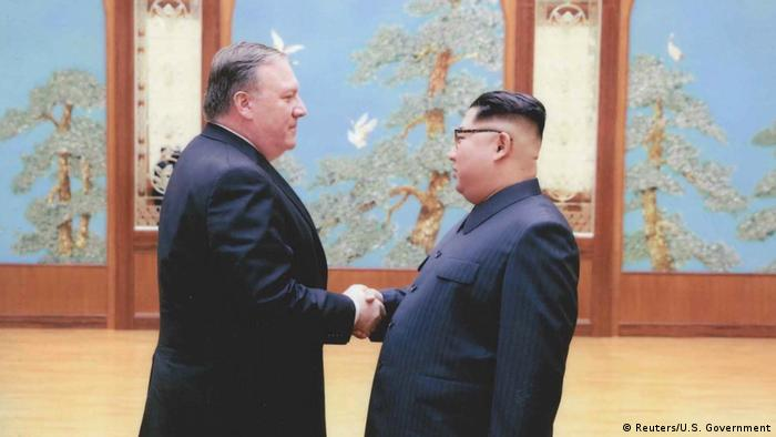 """USA ködern Kim mit """"echtem Wohlstand"""""""