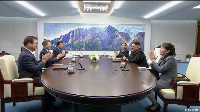 Innerkoreanischer Gipfel (Reuters)