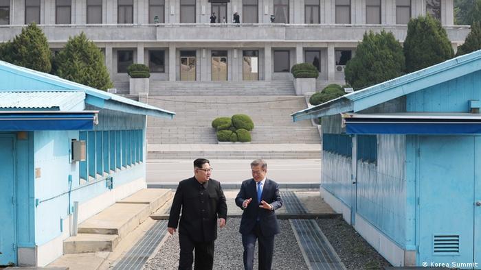Innerkoreanischer Gipfel