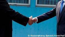Korea-Gipfel (Reuters/Korea Summit Press Pool)