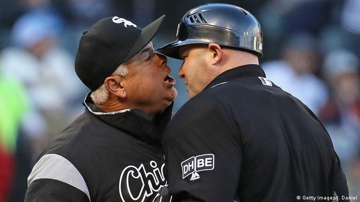Chicago White Sox manager Rick Renteria (Getty Images/J. Daniel)