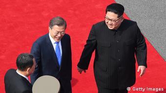Korea-Gipfel 2018